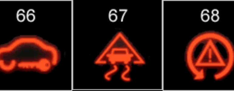 Bmw Arsivleri Car Warning Lights