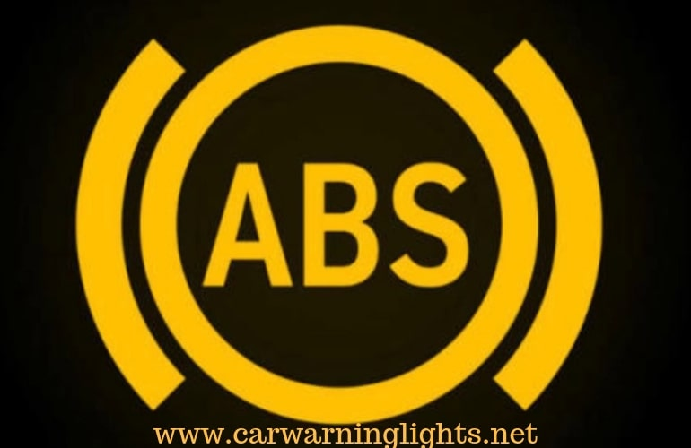 Abs Warning Light What Does Abs Warning Light Meancomplete Guide